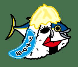 kimoi-onigiri sticker #474784