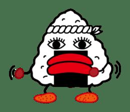 kimoi-onigiri sticker #474786