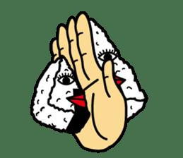 kimoi-onigiri sticker #474788