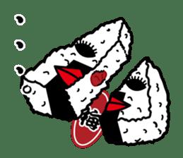 kimoi-onigiri sticker #474798