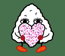 kimoi-onigiri sticker #474799