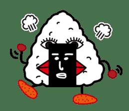kimoi-onigiri sticker #474804