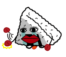kimoi-onigiri sticker #474811