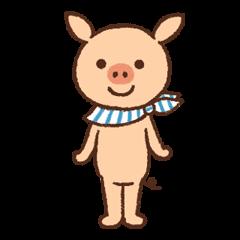 ANTON the piglet