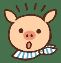 ANTON the piglet sticker #474878