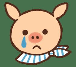 ANTON the piglet sticker #474882
