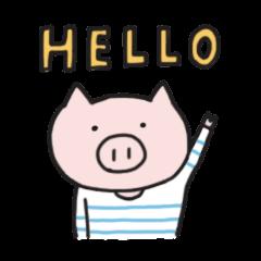 Hello! Buta kun