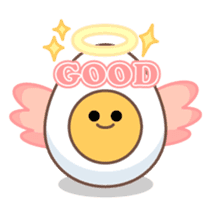 Chicken and Egg sticker #475781