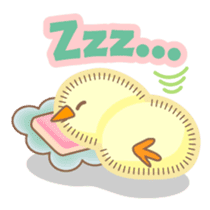 Chicken and Egg sticker #475811