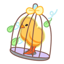 Chicken and Egg sticker #475814