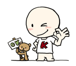 K Young sticker #475984