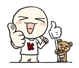 K Young sticker #475986