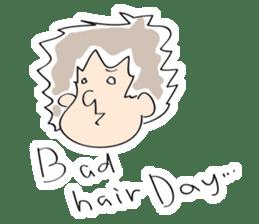 Yuruchara w/English expression sticker #477383