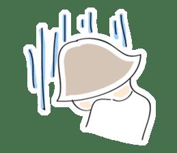 Yuruchara w/English expression sticker #477388