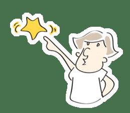 Yuruchara w/English expression sticker #477401