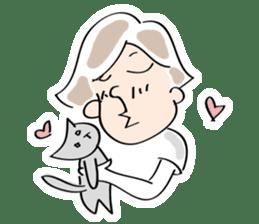 Yuruchara w/English expression sticker #477403