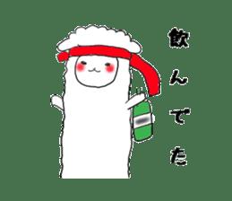 alpaca sticker #477950
