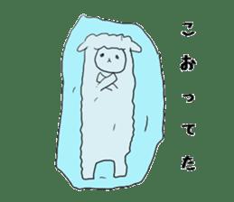alpaca sticker #477955