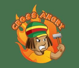 IRIE IDRIN (Jamaican patwa stickers) sticker #478212