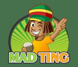 IRIE IDRIN (Jamaican patwa stickers) sticker #478223