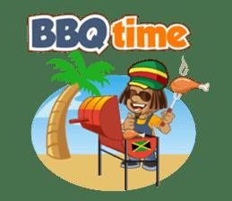 IRIE IDRIN (Jamaican patwa stickers) sticker #478227