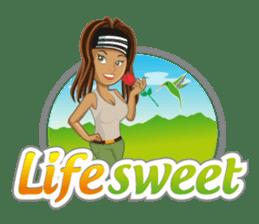 IRIE IDRIN (Jamaican patwa stickers) sticker #478228