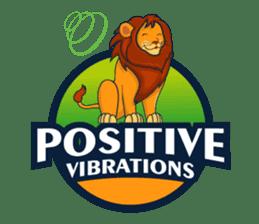 IRIE IDRIN (Jamaican patwa stickers) sticker #478236