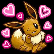 สติ๊กเกอร์ไลน์ Pokémon ชุดชีวิตประจำวัน 2