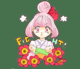 Yoki Koto Kiku sticker #478648