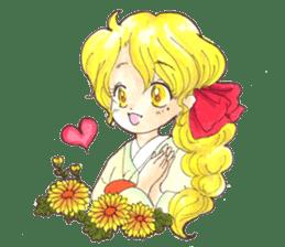 Yoki Koto Kiku sticker #478649