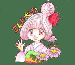 Yoki Koto Kiku sticker #478651
