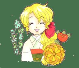 Yoki Koto Kiku sticker #478652