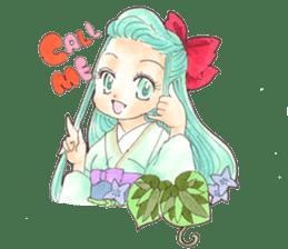 Yoki Koto Kiku sticker #478665