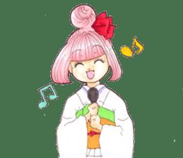 Yoki Koto Kiku sticker #478669