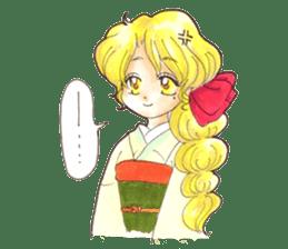 Yoki Koto Kiku sticker #478670