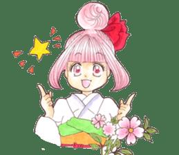 Yoki Koto Kiku sticker #478672