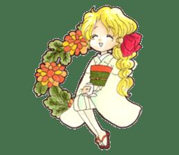Yoki Koto Kiku sticker #478673