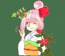 Yoki Koto Kiku sticker #478675