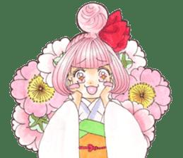 Yoki Koto Kiku sticker #478678