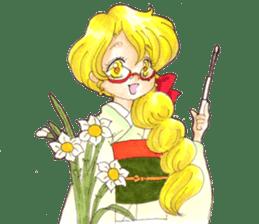 Yoki Koto Kiku sticker #478679