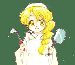 Yoki Koto Kiku sticker #478682