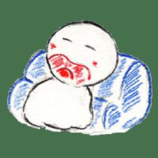 TERU TERU BO-ZU sticker #478813