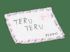 TERU TERU BO-ZU sticker #478835