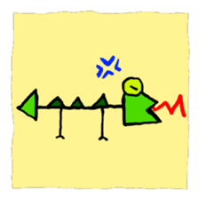 love   dream    art sticker #480664