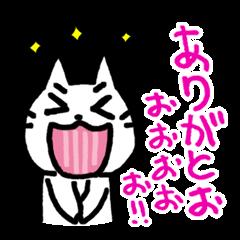 Wooooooo!! Cats!!