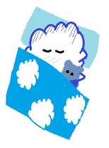 Little Cloud sticker #481407