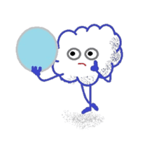 Little Cloud sticker #481415