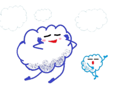 Little Cloud sticker #481416