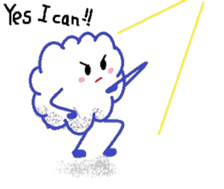 Little Cloud sticker #481433