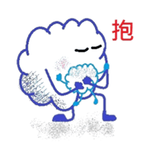 Little Cloud sticker #481435